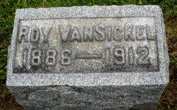 Roy Van Sickel