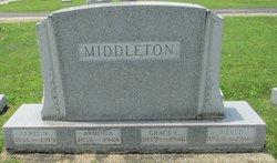 Grace E <i>Minnear</i> Middleton