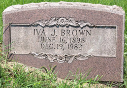 Iva J Merna Brown