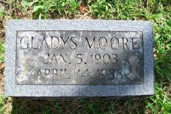 Gladys Eleanor <i>Coffey</i> Moore