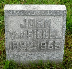 John Van Sickel