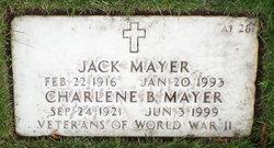 Charlene Shorty <i>Pryer</i> Mayer