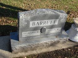 Ellen Margaret <i>Morey</i> Barrett