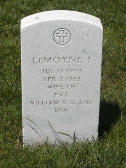 Lemoyne Irene <i>Stevens</i> Bland