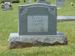 Jean <i>Arnold</i> Adams - Smith