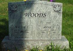 Anna J. Ducky <i>Hribal</i> Woods