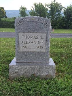 Thomas Lee Alexander