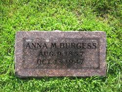 Anna M. Burgess