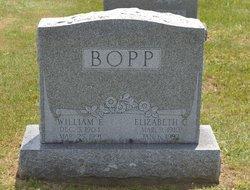William F Bopp