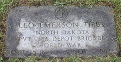 Leo Emerson Tibbs