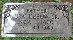 James William Debow, Sr