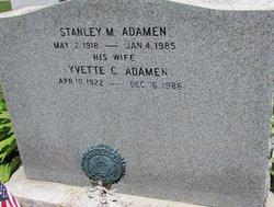 Yvette C <i>Ducharme</i> Adamen