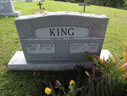 Peggy Jean <i>Mulvaney</i> King