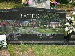 Marie <i>Murphy</i> Bates