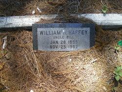 William Uncle Bill H. Haffey