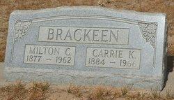 Carrie K. Brackeen