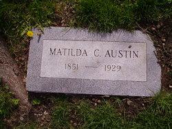 Matilda Ann <i>Calkins</i> Austin