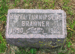 Hazel <i>Turnipseed</i> Brawner