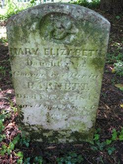 Mary Elizabeth Barnett