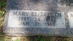 Mary Elizabeth Ashmead