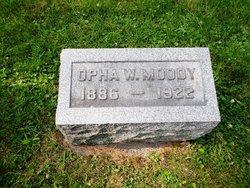 Opha William Moody