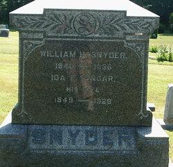 Ida E <i>Fingar</i> Snyder