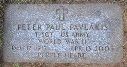 Peter Paul Pavlakis
