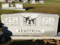 Lrene <i>Westmoreland</i> Armstrong