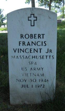 Robert Francis Vincent, Jr.