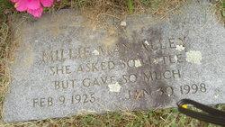 Millie May <i>Barker</i> Alley