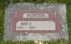 Marc P Horton