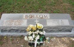 Jerome James Jerry Bollom