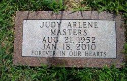 Judy Arlene <i>Higginbotham</i> Masters