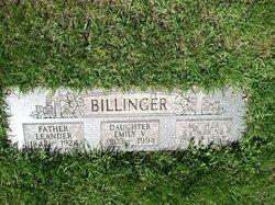Katie <i>Meyer</i> Billinger