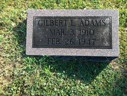 Gilbert L Adams