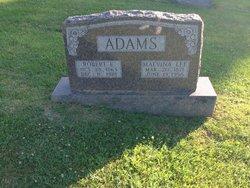 Robert E Adams
