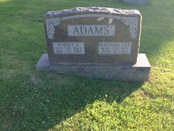 Malvina Lee Adams