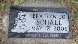 Braelyn Jo Schall
