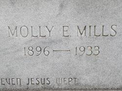 Mary Elizabeth Molly <i>Mills</i> Adams