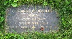 George H Rickers