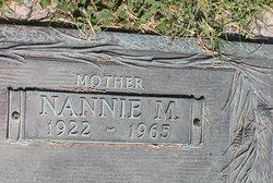 Nannie Mae Tootsie <i>Sheppard</i> Bandy
