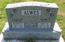 Maxine P. <i>Augustine</i> Alwes