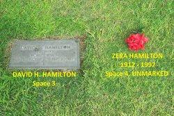 Zera Zannett <i>Rhodes</i> Hamilton