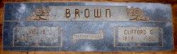 Clifford C Brown