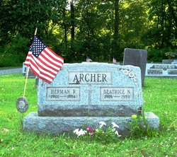 Beatrice N. <i>McClintock</i> Archer