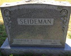 Barry A Seideman