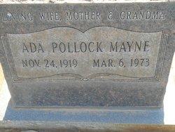 Ada <i>Pollack</i> Mayne