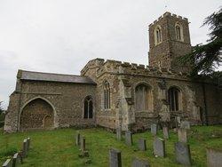 Sutton (All Saints) Churchyard