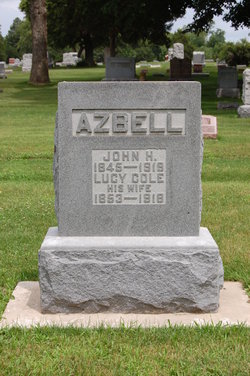 Lucy <i>Cole</i> Azbell