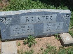 Maude Lee Brister